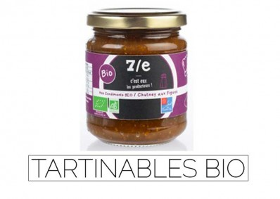 TARTINABLES BIO