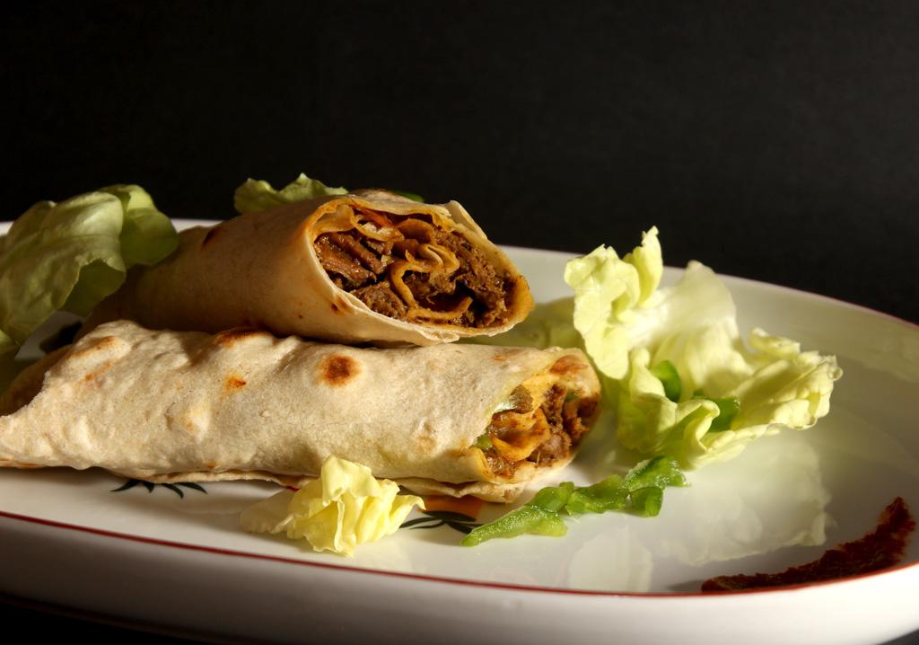 Kebab de boeuf